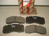 PLAQUETTES IVECO EUROCARGO MAN L/M 2000 SR NL RH ATEGO 1 2 3 TRAILER - 2992336