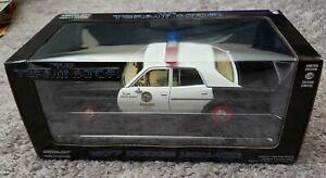 GREENLIGHT THE TERMINATOR 1977 DODGE MONACO POLICE CAR 1/24 TARGET CHASE NIP