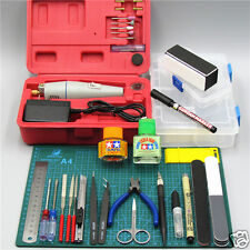 Perfect Accessory for Hobby Modelling Tools Deluxe Tamiya Grill Full Set ++ pcs