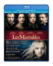 Les Miserables 2012 Blu-ray + DVD + Digital Copy + UltraViolet 2012