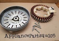 Samsung Washer Motor DC96-01218f Rotor and stator and bolts included