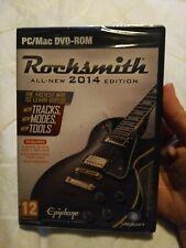Rocksmith 2014 Edition  (UK IMPORT) DVD [REGION 2] NEW PC/MAC