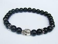Unbranded Alloy Gemstone Bracelets for Men