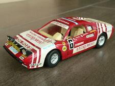 BBURAGO BURAGO FERRARI 308 GTB RALLY #6 TOUR DE FRANCE 1981 ENTREMONT #9148, NEU