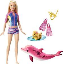 Barbie FBD63 - Magie der Delfine tierische Freunde