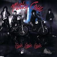 Motley Crue - Girls Girls Girls (NEW CD)