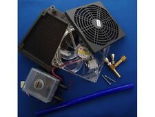 Induction Heater Water Cooling Kit/System cool water/liquid cooler pump radiator