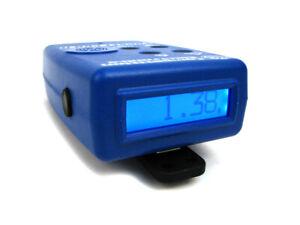 Competition Electronics Blue Pocket Pro 2 Electronic Shot Timer USPSA IDPA 3-Gun