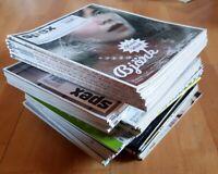 34x SPEX 2000 2001 2002 2003 2004 Musik Pop Zeitschrift Magazin Hefte Postpunk