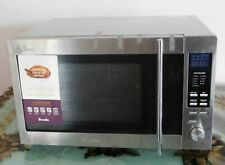 Breville BMO715BSS the Quick Roast Stainless Steel Microwave Oven