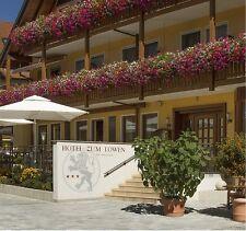 5 Tage Urlaub 2P/FR Bayern-Franken im 3 Sterne Hotel Zum Löwen Wellnessoase