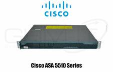 Cisco ASA 5510 Adaptive Security Appliance Firewall Router VPN Lizenz unlimited