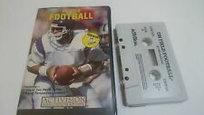 ON FIELD FOOTBALL COMMODORE 64 CMB 64 C64 PAL 128.