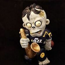 Utah Jazz Team Zombie Figurine [NEW] NBA Resin Figure Garden Gnome CDG