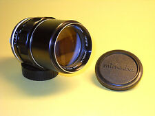 Minolta MC TELE ROKKOR-PF 135mm 2,8 in close to MINT condition!