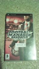 Football Manager 2008 (Sony PSP, 2007) Version 2
