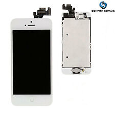 NEW Apple iPhone 5 ORIGINAL Quality Replacement Screen COMPLETE LCD & all parts