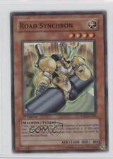 2009 Yu-Gi-Oh! 5D's 2 Starter Deck Base 1st Edition 5DS2-EN006 Road Synchron 1l2