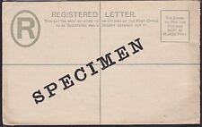 Southern Nigeria drei 2d registrierte Umschlag optd Exemplar... 1462