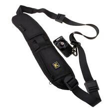 Single Shoulder Quick Rapid Sling Neck Belt Strap For Camera Sony Canon DSLR SLR