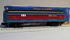 LIONEL POLAR EXPRESS LIGHTED LETTERS TO SANTA MAIL CAR o gauge train 6-82498 NEW