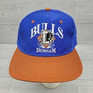 Signatures Minor League Baseball Durham Bulls Snapback Hat