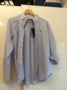 BNWT Polo Ralph Lauren Women's Long Sleeve Shirt/Top-12
