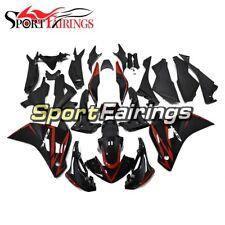 ABS Fairings For Honda CBR250RR  2011 2012 2013 2014 Red Black Plastic Bodywork