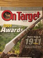 On Target May 2004, Guide To 1911 Pistols, Stoeger Coach Guns
