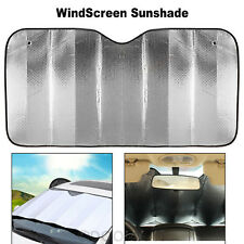 UNIVERSAL CAR WINDSCREEN SUNSHADE VISOR FOLDABLE REFLECTIVE SUN HEAT COVER