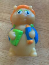 Vintage Hasbro Playskool Glow Worm Glo Friends Glo Book Bug Finger Puppet Glows