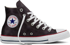 Converse Chuck Taylor All Star Sheenwash 553427C Black Canvas Shoes Trainers UK3