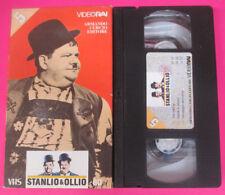 VHS film STANLIO & OLLIO 5 Due marinai Fratelli di sangue Salvataggi(F181)no*dvd