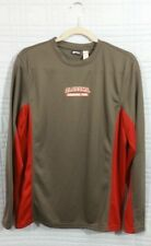 Gear Sports Men's Medium Crimson Alabama Gray Pullover shirt