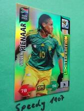 Panini Adrenalyn 2010 FIFA World Cup South Africa Pienaar Limited Edition 10