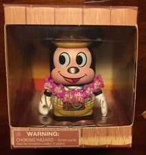 "Disney Vinylmation 3"" Mickey Mouse Hawaii Exclusive"