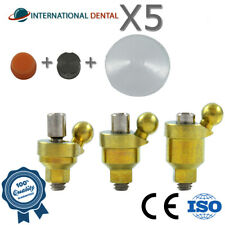 5 Angled Ball Attachment 30° Soft Set Dental Implant Abutment Internal Hex