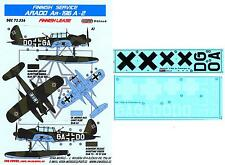 KORA Decals 1/72 ARADO Ar-196A-2 Floatplane Finnish Lease