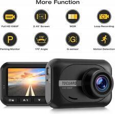 New listing Toguard Mini Dash Cam 1080P Full Hd Car Camera Wdr Parking Monitor