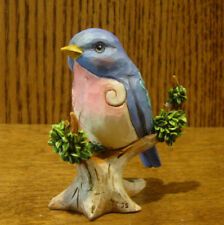 Jim Shore Heartwood Creek Mini's #4055061 Bird on Branch, New From Retail Store