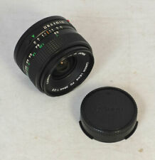 Canon New FD 28mm f/2.8 Lens