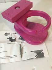 NEW! POLY WOOD PLASTIC Cup Holder for Adirondack Chair PINK 10 A01