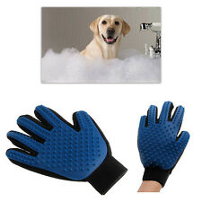 Pet Dog Cat Magic Cleaning Bath Brush Glove Glove Touch Massage Grooming 23cm