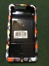 For Motorola Droid X MB810 Mosaic Slim Hard Shell Protector Phone Case