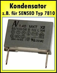 0,68uF Senseo 680n Kondensator MKT X2  275V