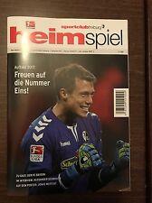 Programm SC Freiburg - FC Bayern München 20.01.17 FCB Programmheft