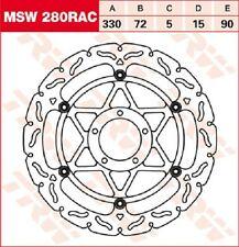 TRW Lucas Bremsscheiben (Satz) vorne Ducati 1098 R/S (H7) 07>