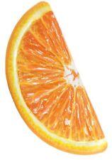 Intex Riesig Schwimmbad Aufblasbar Schwimmer Für 2 Leute Fast 6ft Orange Teil