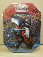 Pokémon TCG Darkrai EX Tin 2012 New Sealed TCG CCG