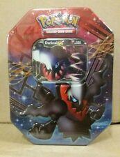 Pokémon TCG Darkrai EX Tin 2012 New Sealed TCG CCG
